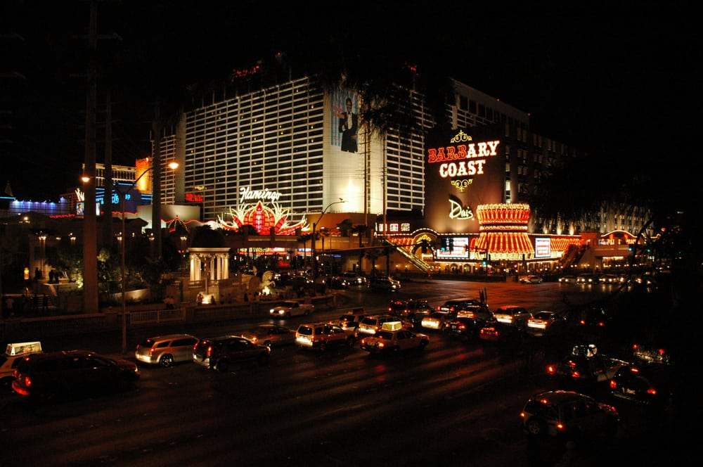 Barbary Coast Hotel Amp Casino Closed Hotels The Strip