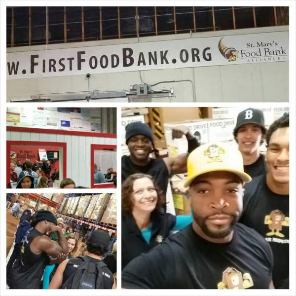 Volunteering Time at St. Marys Food Bank- What a Great ...