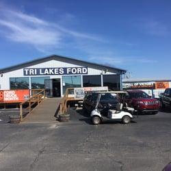 Tri lakes motors branson for Deal motors clinton hwy