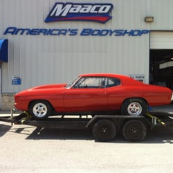 Photo Of Maaco Collision Repair Auto Painting Houston Tx United States