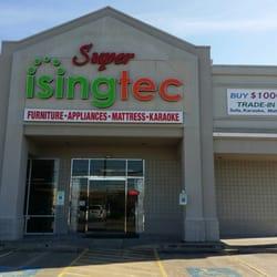 Isingtec Furniture Stores 10839 Bellaire Blvd Alief