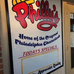 Photos for Philly's Cheesesteaks - Yelp