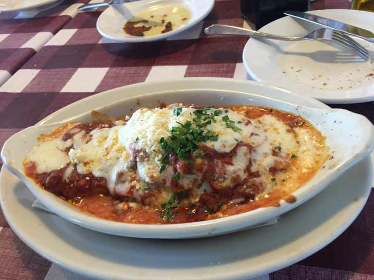 Lorna Italian Kitchen San Diego United States Meat