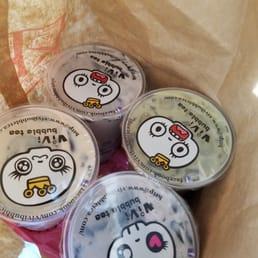 ViVi Bubble Tea - 86 fotos y 24 reseñas - Bubble Tea - 6 ...