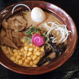 Mori Kitchen San Jose United States Miso Tonkatsu