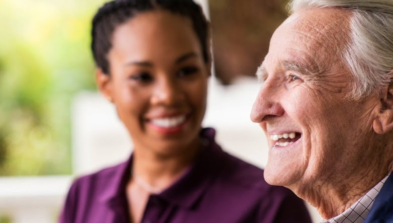 Looking For Older People In The United Kingdom