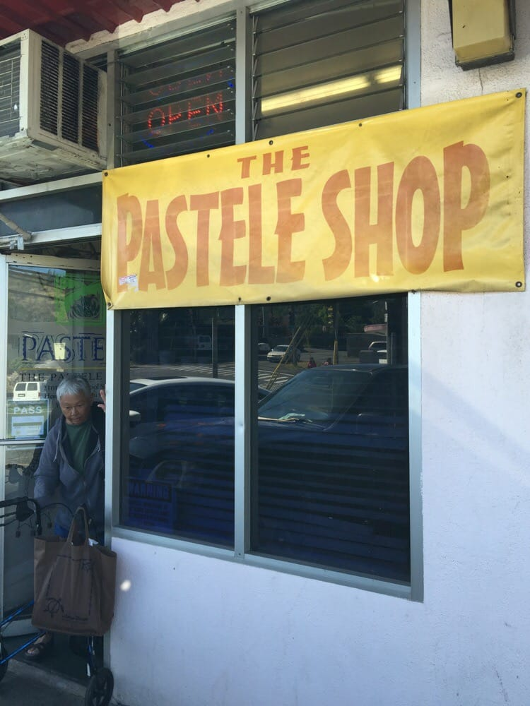 The Pastele Shop - Honolulu, HI, United States. Nana hungry for some pasteles.... Me too!!