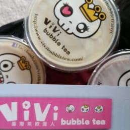 ViVi Bubble Tea - 87 fotos y 26 reseñas - Bubble Tea - 6 ...