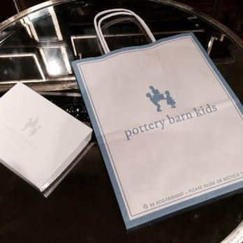 Pottery Barn Wedding Registry 5