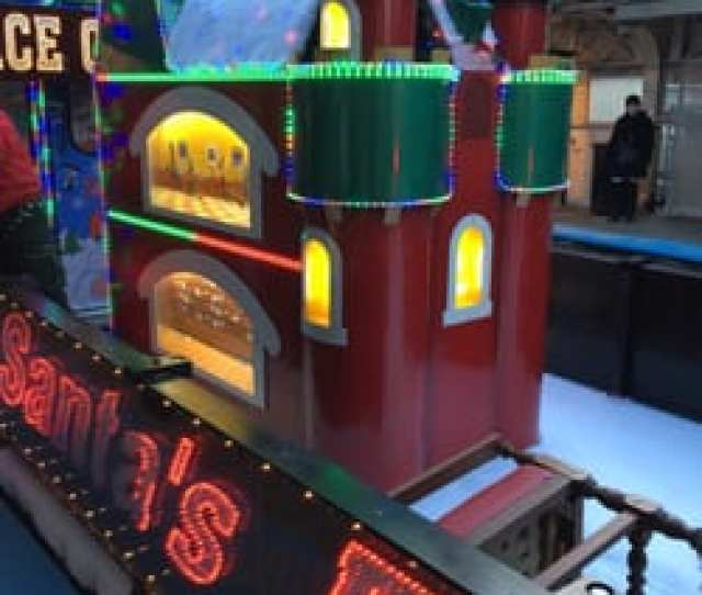 Cta Holiday Train  Reviews Local Flavor Red Line Near Southside Chicago Il Phone Number Last Updated January   Yelp