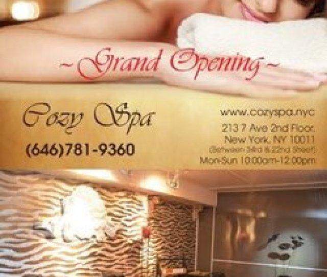 Photo Of Cozy Spa New York Ny United States