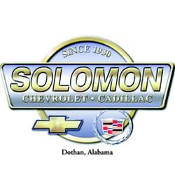 Solomon Chevrolet Cadillac Tires 4886 Montgomery Hwy Dothan Al