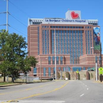 Le Bonheur Children's Hospital - 13 Reviews - Hospitals ...