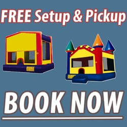 The Bounce House Rental - Party Equipment Rentals - North ...