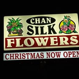 Chan silk flowers christmas christmaswalls photos for chan s silk flower yelp mightylinksfo