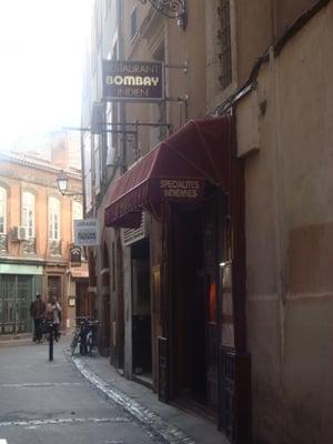 Restaurant Le Bombay