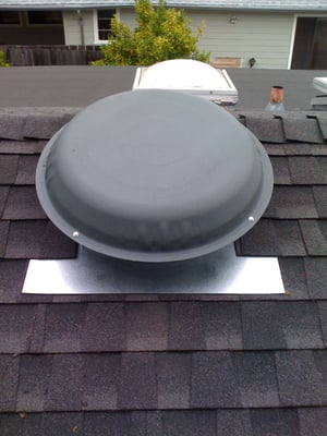 Mains Powered Roof Vent