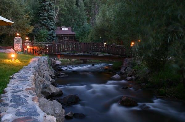 Highland Haven Creekside Inn Hotels Evergreen CO Yelp