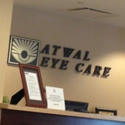Photo Of Atwal Eyecare Chewaga Ny United States Viewing The Front Desk