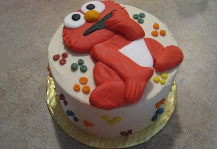Baby Elmo Smash Cake Yelp