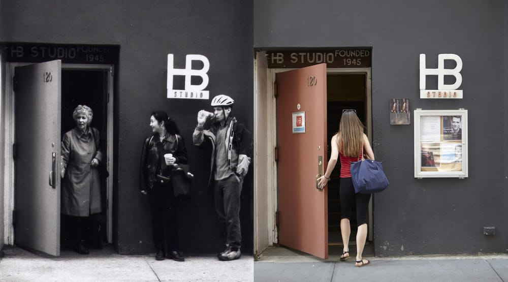 HB Studio - New York, NY, United States. HB Studio, Past and present.
