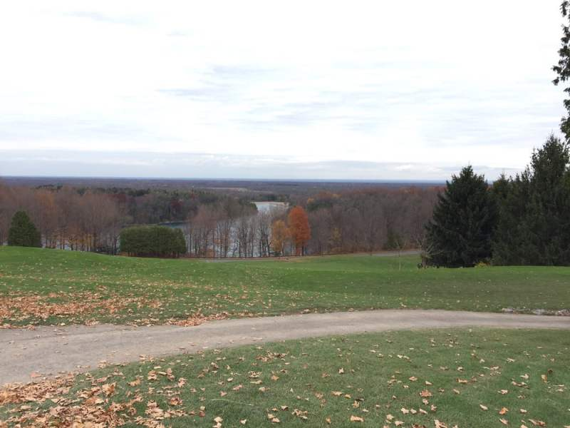 View from the clubhouse   Yelp Photo of Green Lakes Golf Course   Fayetteville  NY  United States  View  from