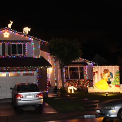 Christmas Light Displays In San Diego County A Yelp List