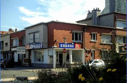 photo of bureau de change dunkerque nord france