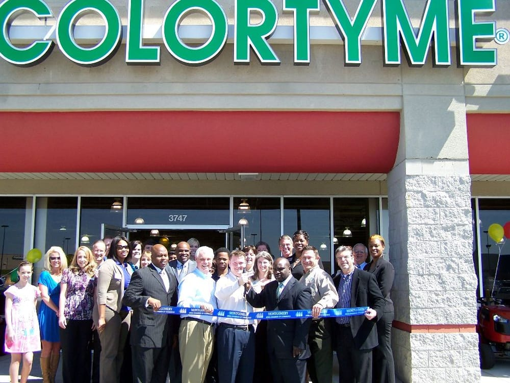 Colortyme Montgomery Furniture Stores 3747 Eastern