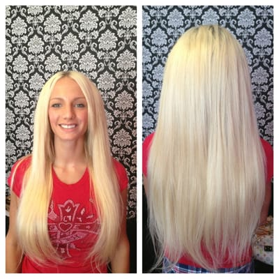 Blonde 22 Inch Russian Extensions Yelp