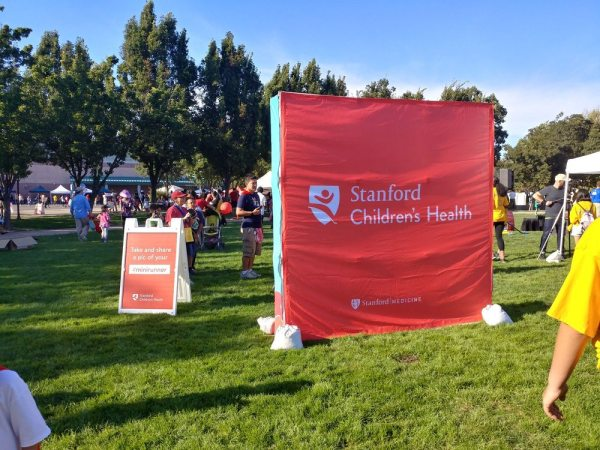 Thanks to Stanford Children Health - Yelp