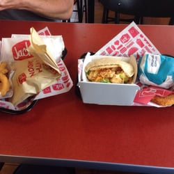 Jack In the Box - 20 Reviews - Fast Food - 1401 Grindstone ...