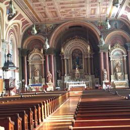 Old St Mary S Church 18 Photos Churches 123 E 13th St Over The Rhine Cincinnati Oh