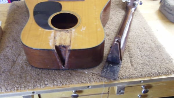 Elden Luthiery - Musical Instrument Services - 740 N Main Ave, Dunbar ...