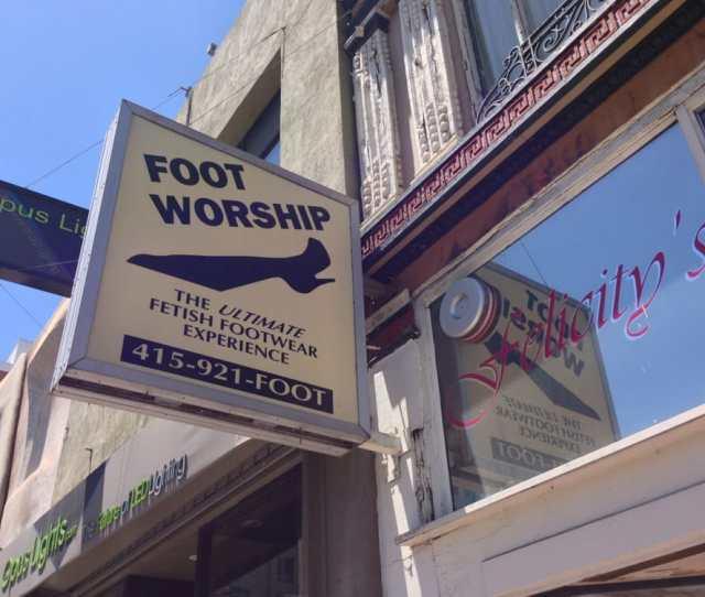 8 Photos For Foot Worship