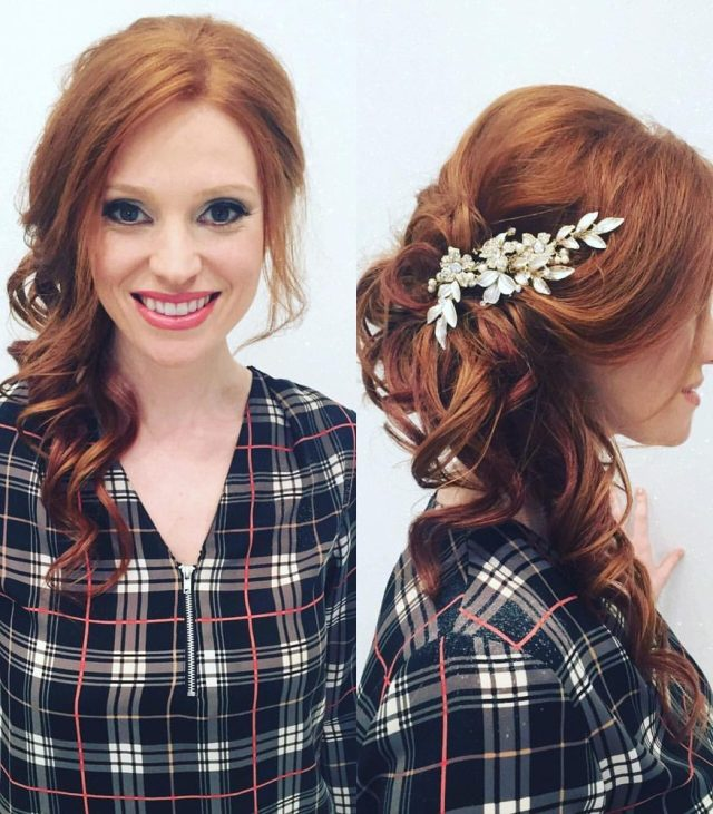 bridal hair and makeup - yelp