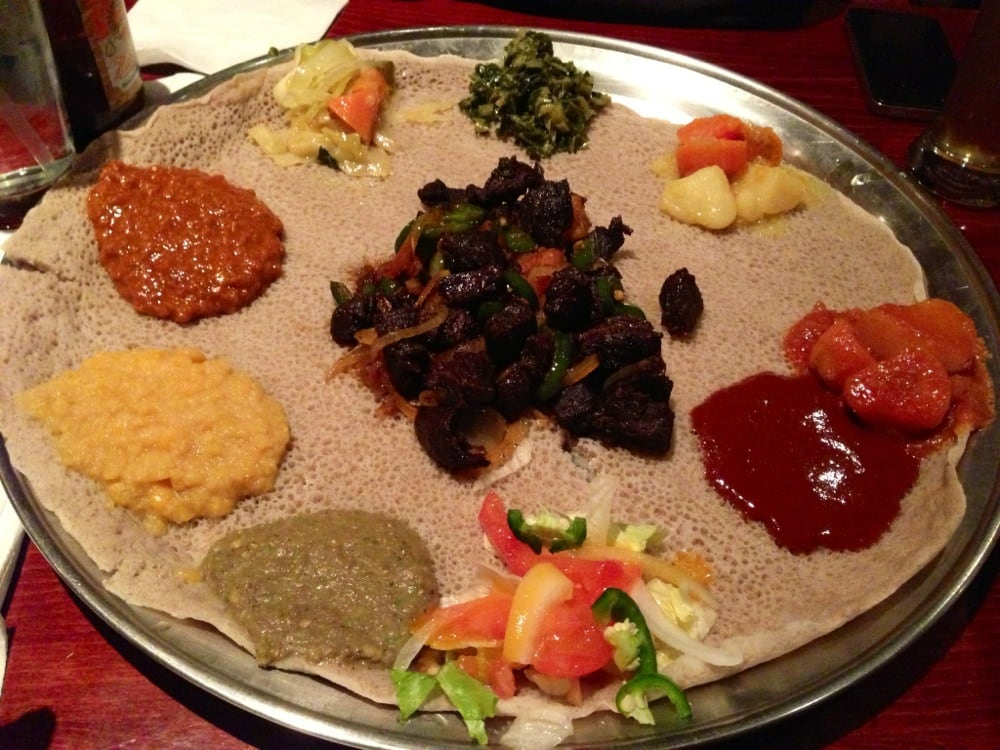 Etete - Veggie platter - Washington, DC, United States