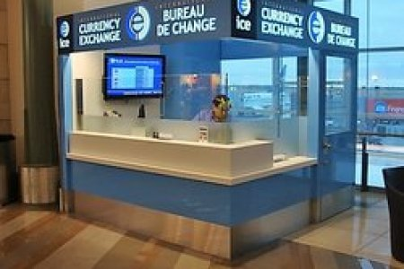 Montreal international airport currency exchange » [hd images