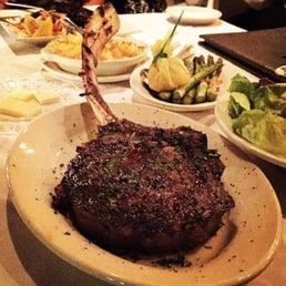That 40 oz. Tomahawk steak tho!!! - Yelp