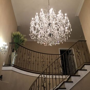 Photo Of Shiny Stars Crystal Chandeliers Glendale Ca United States