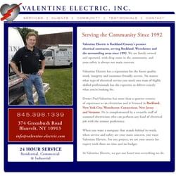 Valentine Electric MontaggioRiparazione Di Luci 374