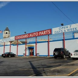 Standard auto parts