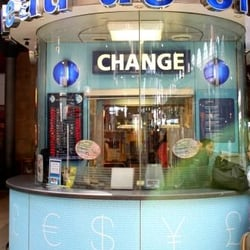 photo of ice international currency exchange paris france ice bureau de change
