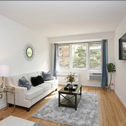 Photo Of Savoy Park Apartments New York Ny United States Living Room