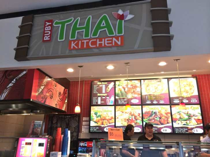 Ruby Thai Kitchen Jacksonville United States