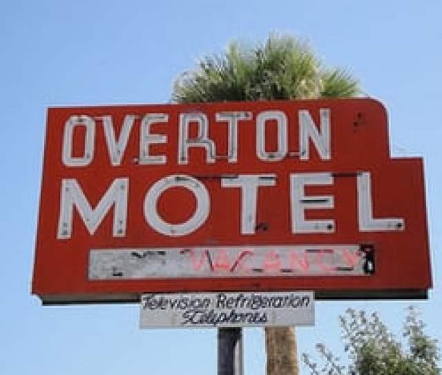 Photo Of Overton Motel Overton Nv United States