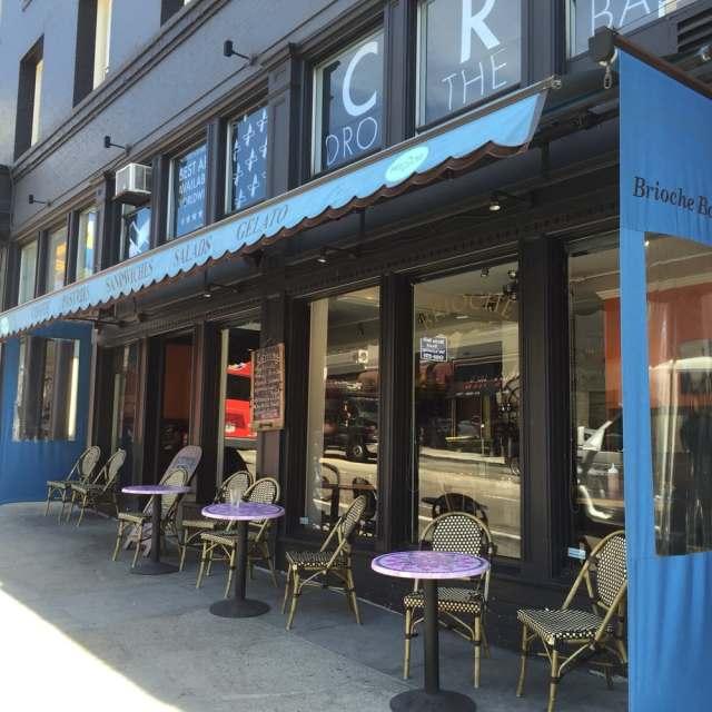 Brioche Cafe San Francisco