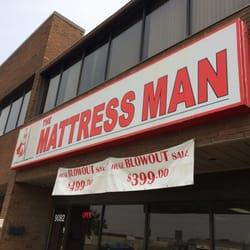Photo Of The Mattress Man Edmonton Ab Canada Front