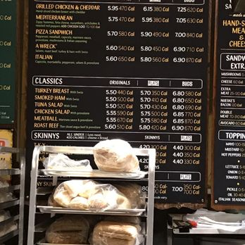Potbelly Sandwich Shop Order Food Online 45 Photos