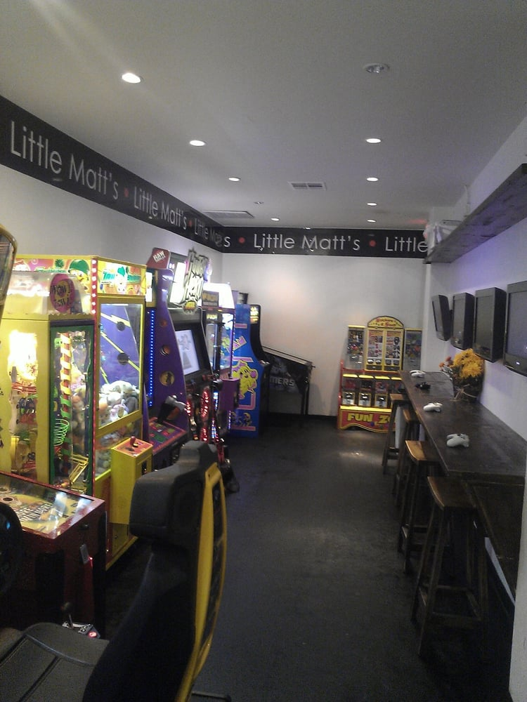 Airpods pro deal at amazon: The game room with arcade games and PS3 consoles | Yelp